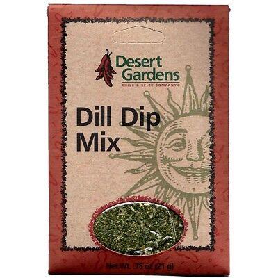 Desert Gardens Dill Dip Mix - Dill Dip Mix