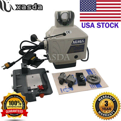 Alsgs 110v Power Feed For Vertical Milling Machine X Y Axis Al-310sx Us Stock