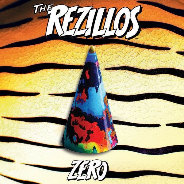 THE REZILLOS Zero CD 2015