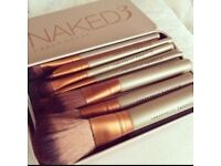 Brand new sealed urban decay naked makeup makeup brushes gifts