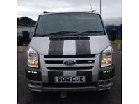 FORD TRANSIT RECOVERY TRUCK MK7 CONVERSION REMAPPED 1 YEARS MOT ££££ SPENT