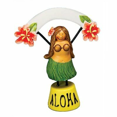 Hula Supplies (Place Card Holder Setter Luau Hula Girl Personalized Decoration Party)