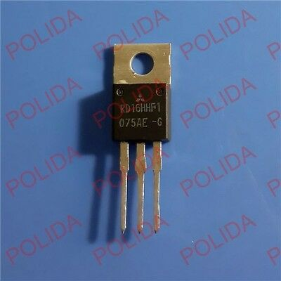 1pcs Rfvhfuhf Transistor Mitsubishi Rd16hhf1 Rd16hhf1-101 100 Genuine And New