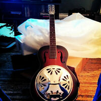 Brand new Gretsch Resonator 350$ will deliver anywhere
