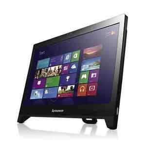 Lenovo-All-In-One-Desktop-C260-57-328206-Cel-DC-2GB-500GB-19-5LED-Win8-1-Black