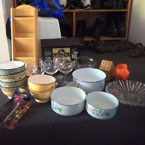 Assorted kitchen stuff for sale!!!