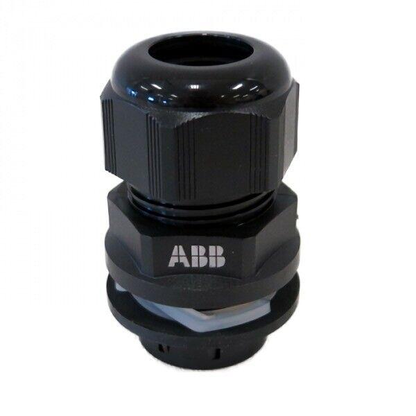 "NPG-0751B, ABB, Cable Gland, 3/4"" NPT, 13 to 18 mm, Nylon, Black, Lot of 10"