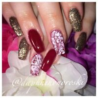 Gel nails ! Same day appts available