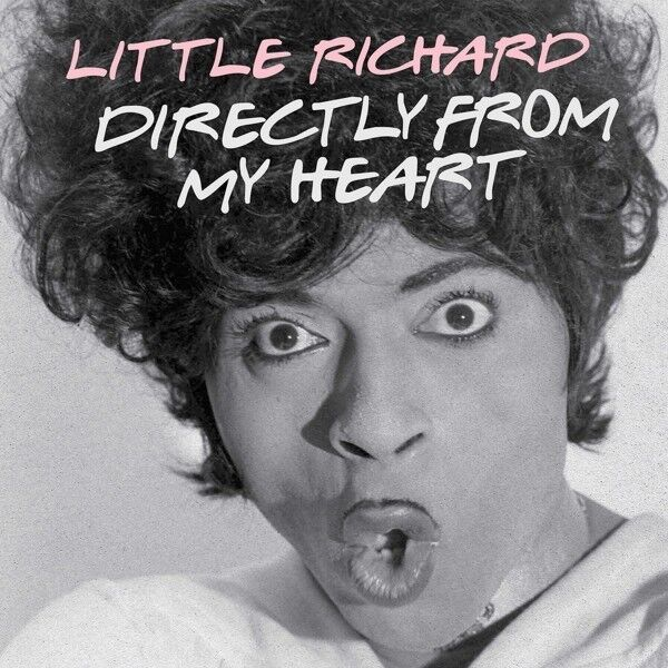 LITTLE RICHARD - DIRECTLY FROM MY HEART: THE BEST OF...(3-CD SET) 3 CD NEU