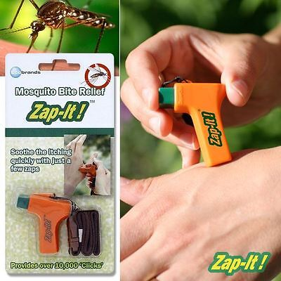 Zap It Mosquito/ Insect Bite Relief - Stops Itching Fast!