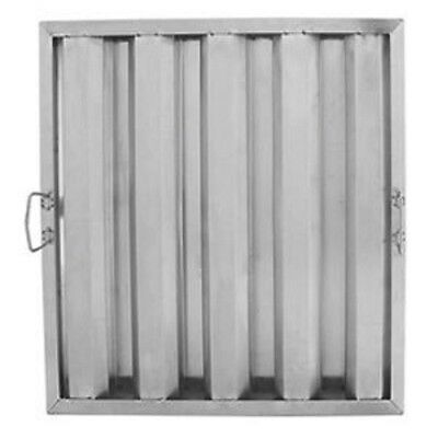 20 X 20 X 2 Stainless Steel Commercial Kitchen Exhaust Hood Filter