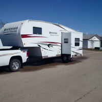 Rockwood UltraLite 26 ft - 5th Wheel