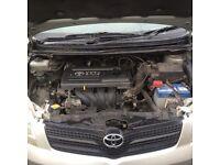 Toyota 1.6 vvti 3zz engine 2001- 2007
