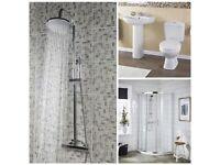 Shower Bathroom Suite by Premier
