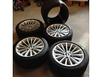 "17"" BMW Winter Wheels"