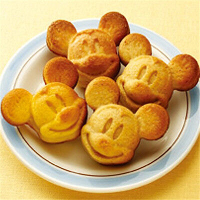 4 X Mickey Mouse Silicone Mold Mousse Cake Baking Mold Art Bakeware Cookies - Mickey Mousse