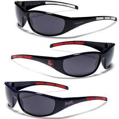 MLB Major League Baseball Official Team Logo Sport Sunglasses Pick Your (Your Logo On Sunglasses)