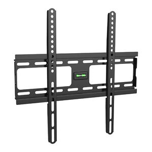 """Support Mural fixe ULTRA-MINCE LCD LED PLASMA 26"""" à 55"""" 400x400"""