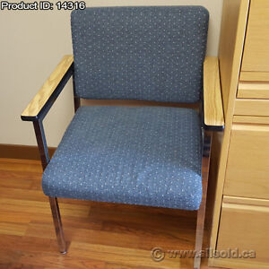 Used Office Furniture: Reception and Guest Chairs from $25