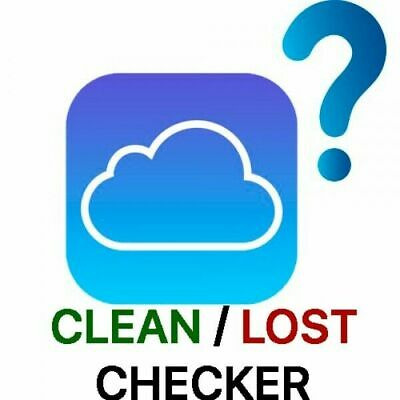 Apple iPhone IMEI checker Network Carrier Check Blacklisted/Clean All Models