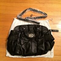 Black Guess Purse - Real
