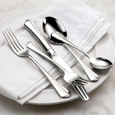 Oneida Juilliard 20 Piece Service for 4 Flatware Set 18/10 Stainless Steel