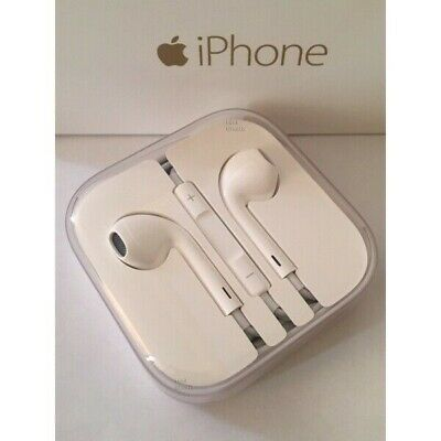Apple iphone Earphones Headphones Ear-pods for iPhone 5 6 6sPlus iPad Hands-free
