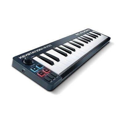 M-Audio Keystation Mini 32 MK2 32-Key Keyboard Controller USB MIDI inc Warranty