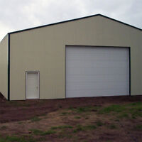 Are you looking at building a pole barn, shop or a barn?