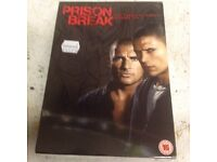 DVD Prison Break box set