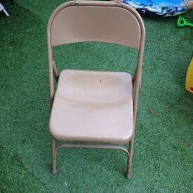 USA military Chairs x 60