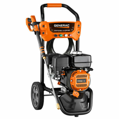 Generac 3100 Psi Gas Cold Water Pressure Washer Ebay