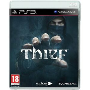 Thief - PlayStation 3 used once MINT