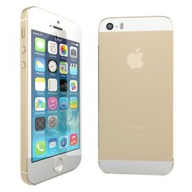 Apple Iphone 5S Gold 16GB Vodaphone Network