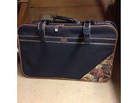 Lightweight. Suitcase.