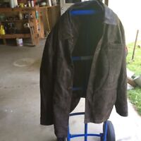 Leather jacket REDUCED