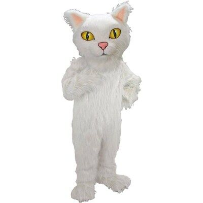 Persian Cat Professional Quality Mascot Costume Adult Size