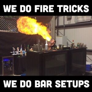 Mobile bartenders and bars for your business event. Regina Regina Area image 6