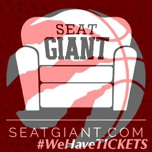 TORONTO RAPTORS VS CLEVELAND TICKETS - FROM $58!!!
