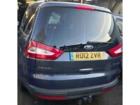 FORD GALAXY TITANIUM , PCO , READY FOR UBER , MINICAB , 63K MILAGE , GOOD CONDITION