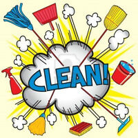 CLEANING LADY AVAILABLE IMMEDIATELY!!! AFFORDABLE RATES