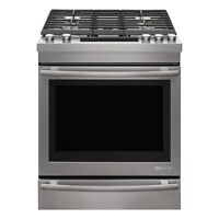 """Brand Name 30"""" Stainless Steel Gas Convection Range"""