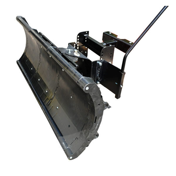 """Nordic (49"""") Snow Plow For Toro Time Cutter Mowers With Steering Wheel"""