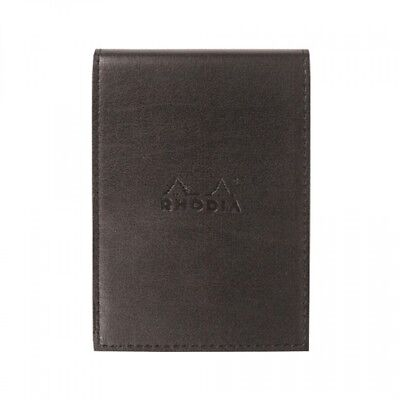 Rhodia Pad Holder - Black - 3.5 X 4.5 For Notepads 118118 And 118119