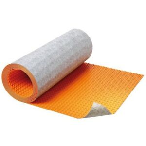 DITRA HEAT UNCOUPLING MEMBRANE 134 SQ FEET ROLL