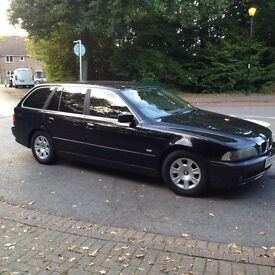 BMW 5 series 525d £2150 or best offer