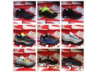 Mens And ladies Nike Airmax 90s 95 TNs trainers Joblots bulk buy Available (OZEY)