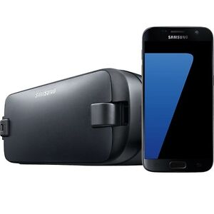 Samsung S7 Edge and Gear VR