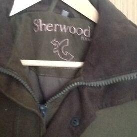 SHERWOOD shooters jacket
