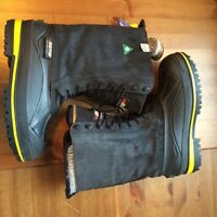 Brand new with tags Baffin steel toe winter boots